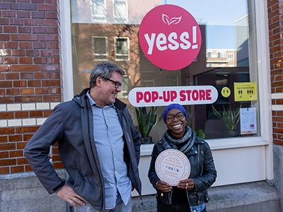 nr. 0017 | BoTu | Yess! Pop-up store