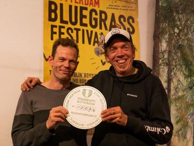 nr. 0074 |  Rotterdam Bluegrass Festival